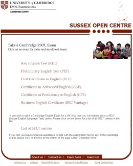 Sussex Open Centre